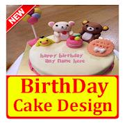 Birthday Cake Design (Offline)