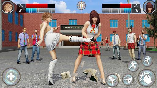 High School Bully Gangster: Karate Fighting Games 1.1.2 screenshots 1