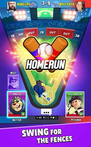 Super Hit Baseball modavailable screenshots 3