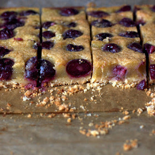 Cherry Brown Butter Bars Recipes