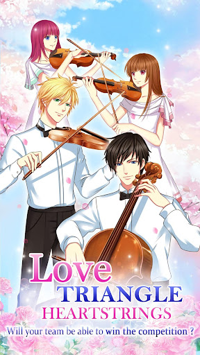 Otome Game - High School Love  captures d'écran 1