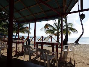 Photo: Beachside lunch