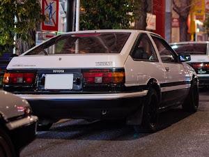 スプリンタートレノ AE86 S61•GT-APEXのカスタム事例画像 ささき ゆーまさんの2020年02月25日21:03の投稿