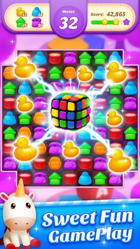 Toy Crush 2019 - Free Match Blast In Jenga Jungle 8.1.1 app download 1