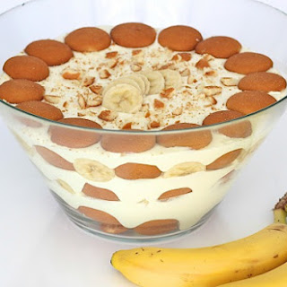The Best Banana Pudding.