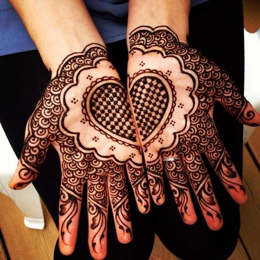 Henna Mehndi Designs Girls