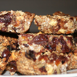 Oh-So-Good Granola Bars