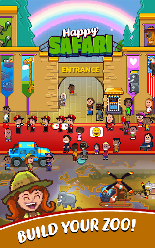Happy Safari - the zoo game 1.2.5 screenshots 1