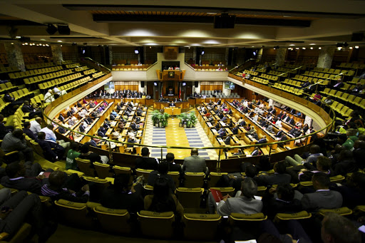 The House of Assembly in Cape Town. File photo.