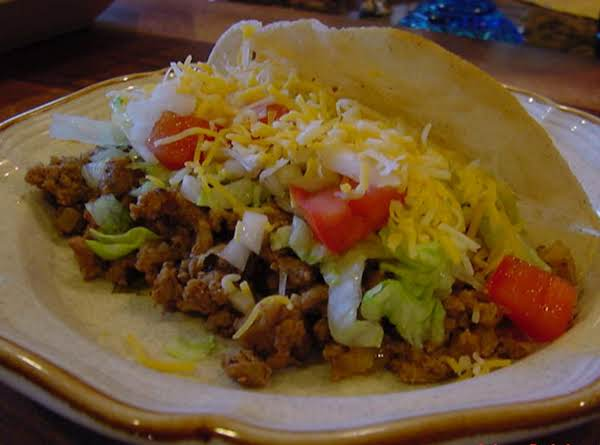 Indian Tacos Recipe