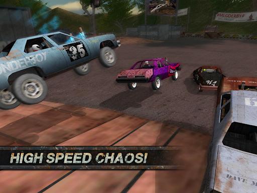 Demolition Derby: Crash Racing 1.3.1 screenshots 8