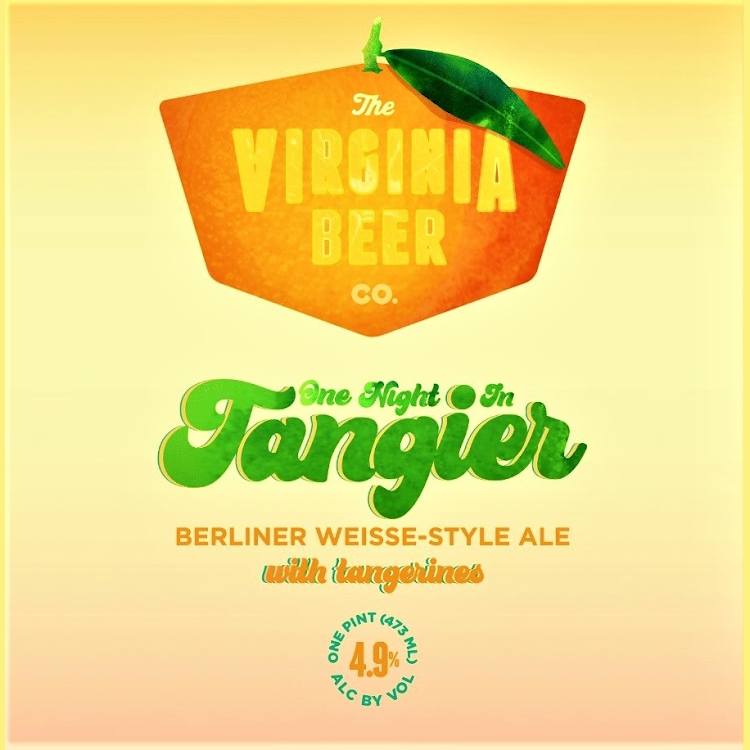 Logo of Virginia Beer Co. One Night In Tangier