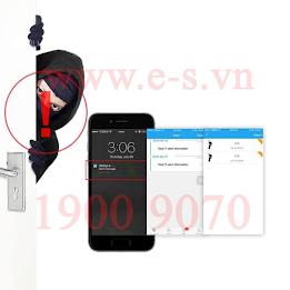 Camera kết nối wifi-IP ES-CM03