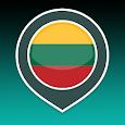 Learn Lithuanian | Lithuanian Translator Free icon