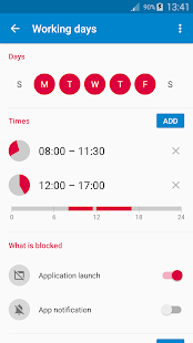 AppBlock - Stay Focused Screenshot