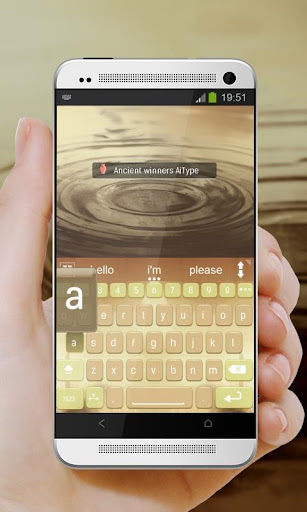 古赢家 AiType 皮肤Pífū|玩個人化App免費|玩APPs