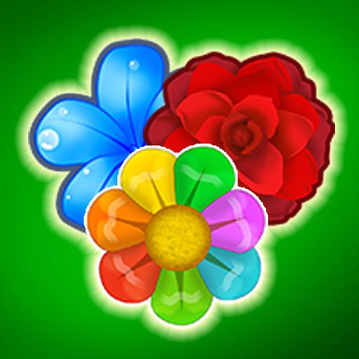 Blossom Garden Match 3