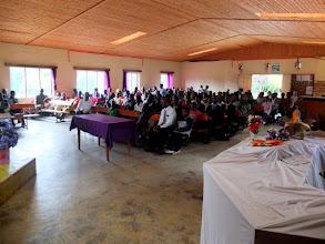 Photo: Sobota ve sboru v Kibidule.