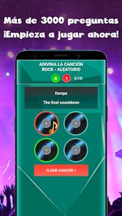 Adivina la canción – concurso de música juego 2
