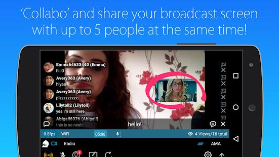 TwitCasting Live - (Free)- screenshot thumbnail