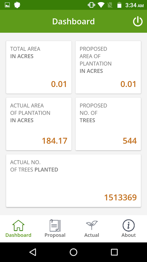 Mass Tree Plantation - MPCB- screenshot