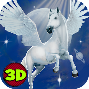 Flying Pegasus Simulator 3D for PC and MAC