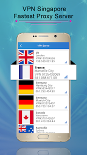 App VPN Singapore-Fastest Proxy Server APK for Windows Phone