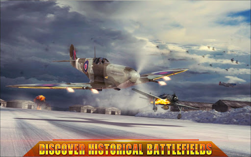Real Air Fighter Combat 2018  screenshots 4