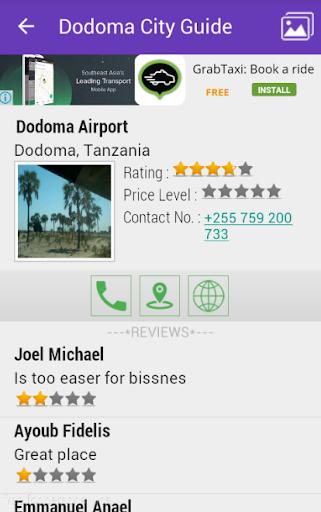 Dodoma City Guide