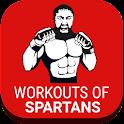 MMA Spartan System 3.0 Free icon