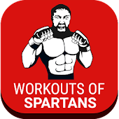 Spartan Home Workout & Gym MMA Exercises Free
