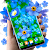 3D Blue Flowers Live Wallpaper file APK for Gaming PC/PS3/PS4 Smart TV