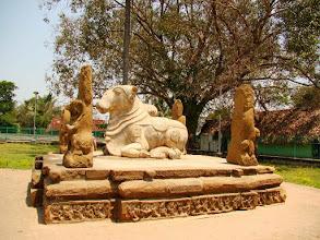 Photo: #017-Kanchipuram, le temple de Kailashanatha