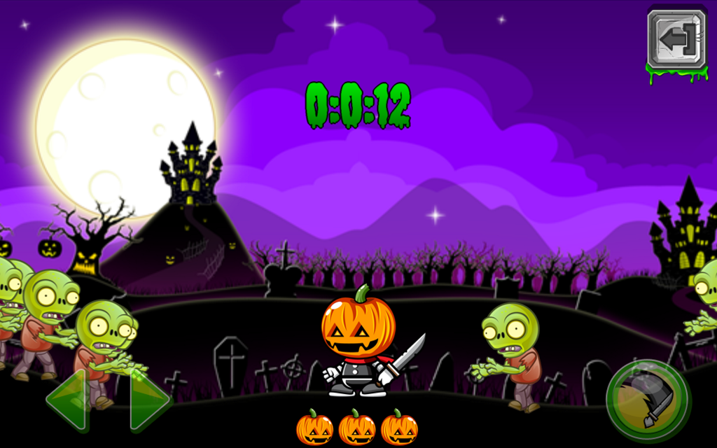 Halloween 2015 for kids- screenshot