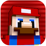 Super M Craft Run Icon