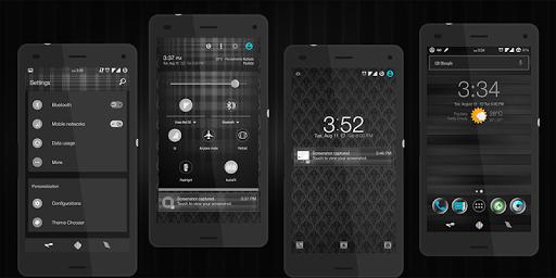 Black slate CM12.1