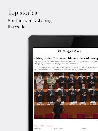 The New York Times 9.15.1 screenshots 9