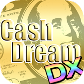 CashDream DX 1000continuous Gacha MoneyDream
