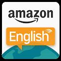 Amazon English icon