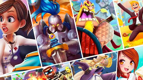 Royal Garden Tales - Match 3 Castle Decoration Mod