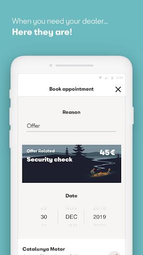 My SEAT App 2.0.1 screenshots 4