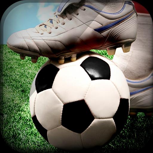 足球 - 足球踢2016年 體育競技 App LOGO-APP開箱王