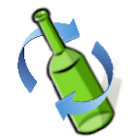 Pocket Bottle Spinner icon