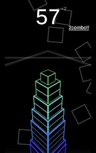 Download Neon Block Tower For PC Windows and Mac apk screenshot 8