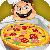 Cooking Game Pizza Maker Mania