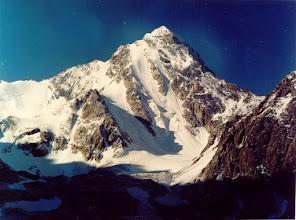Photo: Ak-Tash peak, 4990