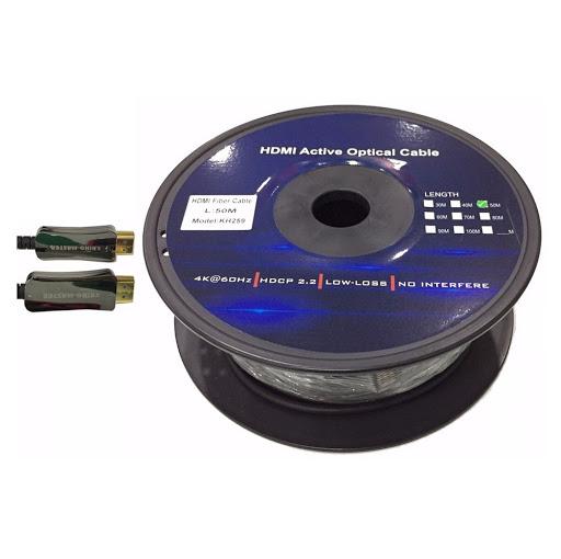 HDMI Kingmaster 2.0V (50m) Active Optical KH259_1
