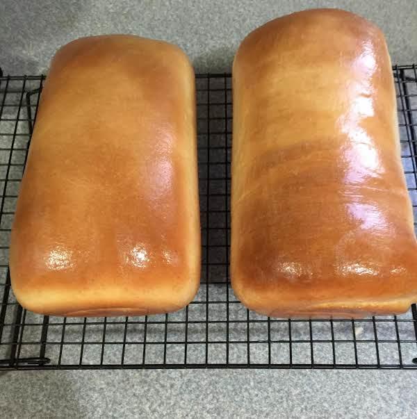 Country White Bread - Bread Machine Or Oven
