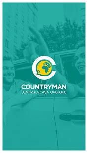 Countryman App - náhled