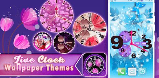 Live Clock Wallpaper Themes - Google Play मा अनुप्रयोगहरू